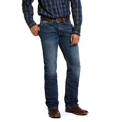 10027732 Ariat Men Coyote M5 Slim Stretch Straight
