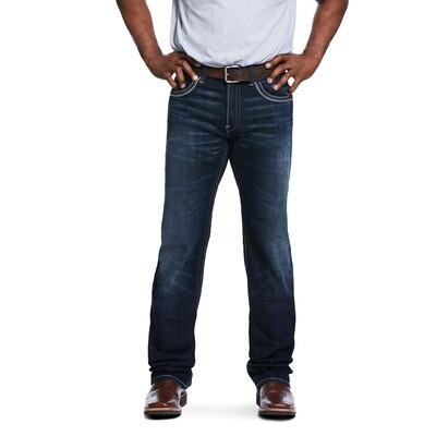 10032088 Ariat Men M5 Slim Fit Straight Leg Jeans