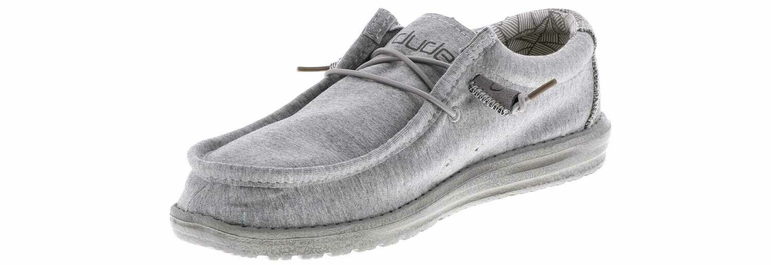 110533000 MNS WALLY STRETCH FLEECE GREY