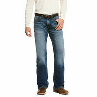 10027742 Ariat Men Aspen Jett Wide Boot Cut