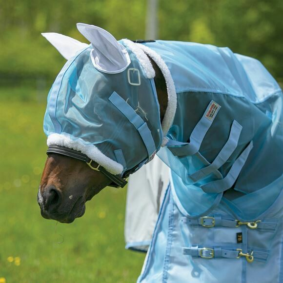 17285 Mosquito Mesh Fly Mask