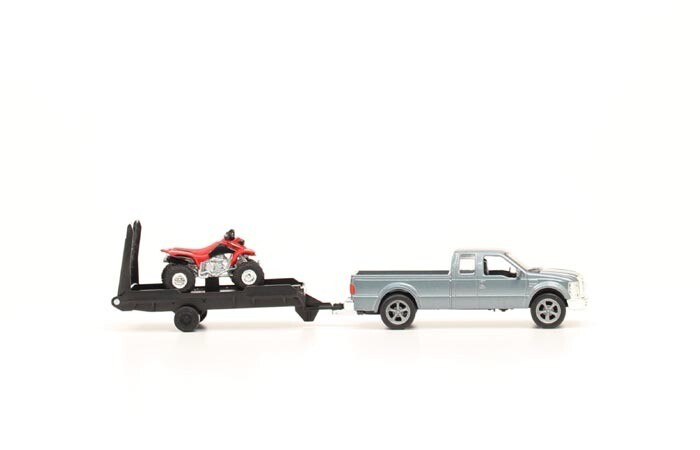 50744 BH Pickup&4 Wheeler