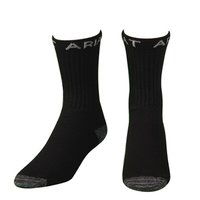 A2503801 Ariat Super Crew Boot Socks