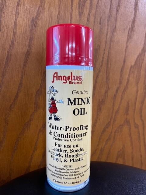 Mink Oil Spray