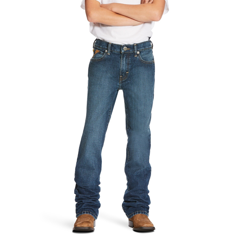 10025975 Ariat Boys B5 Slim Fit Jeans