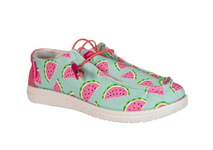 PP 0120 SLIPON WATERMELON