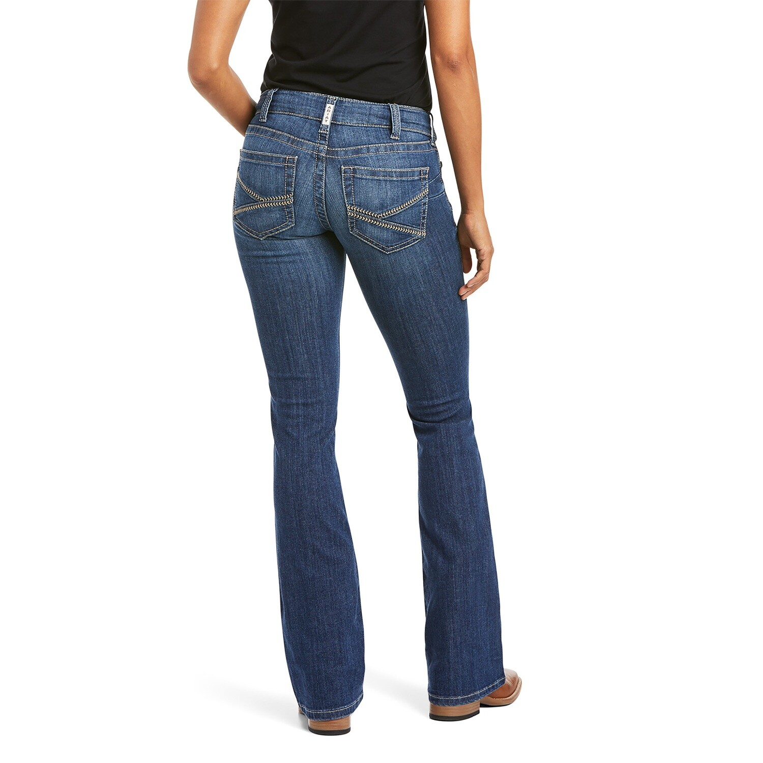 10034659 WMS R.E.A.L MR  LILIANA BOOT JEAN IRVINE