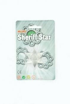 50554 CADGE SHERIFF STAR SV