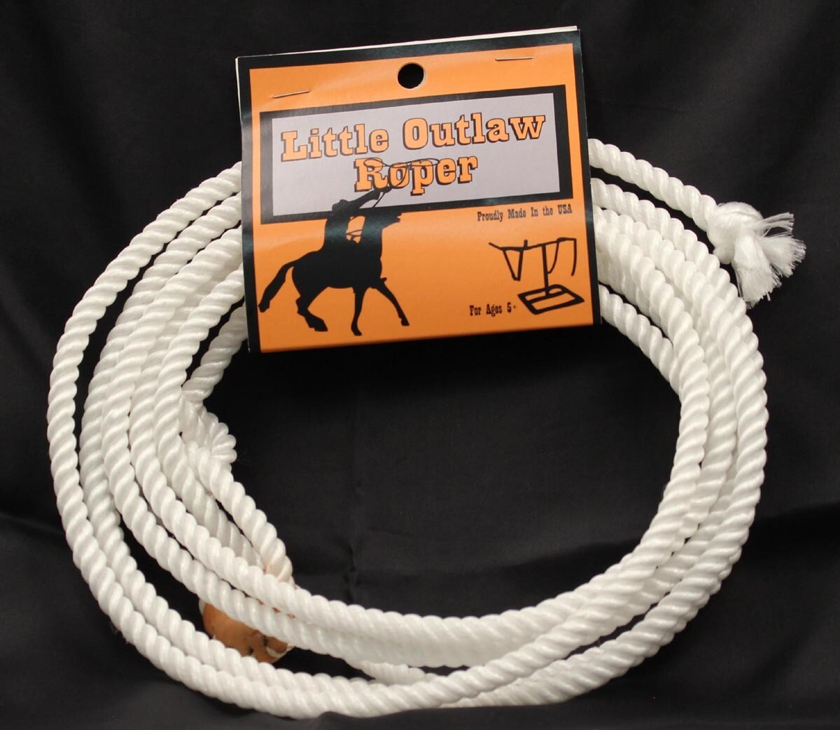 5082848 Lil Outlaw Rope Natural
