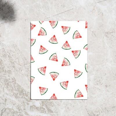 Postcards - Tropical melons