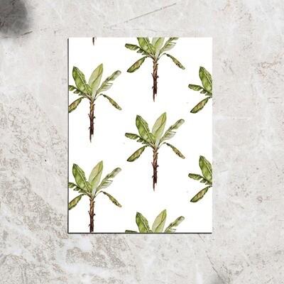 Postcard - Bananatree