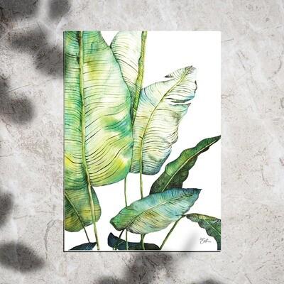 Art Print - Watercolor Monstera