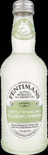 Fentimans's Elderflower Sparkling Beverage, 9.3 fl oz.