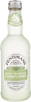 Fentimans's Elderflower Sparkling Beverage, 9.3 oz.