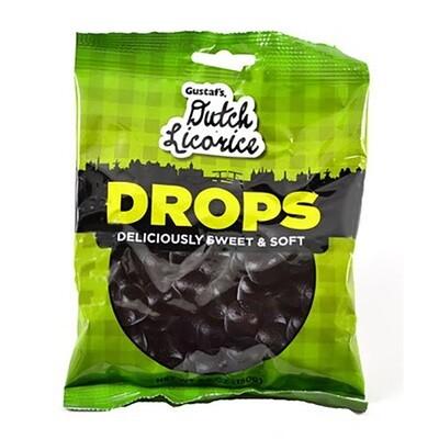 Gustaf's Soft Sweet Licorice Drops, 5.2 oz. bag