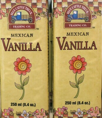 Time to Bake! The ORIGINAL Mexican Vanilla 8.4 fl oz. bottle