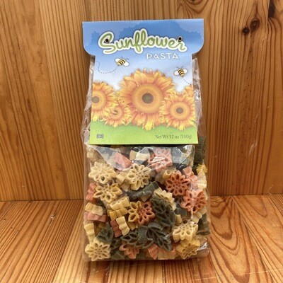 Sunflower Fun Shape Pasta 12 oz.