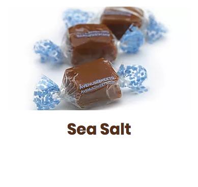 Avenue Sweets Caramels - Sea Salt Caramel ONE CARAMEL