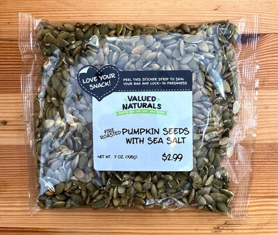 Roasted Pumpkin Seeds, 7 oz.