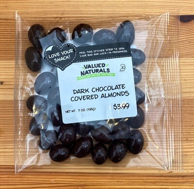 Dk Choc Covered Almonds, 7 oz.