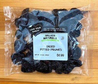 Pitted Dried Prunes, 10 oz.