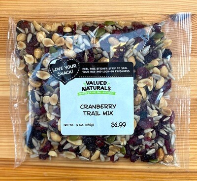 Cranberry Trail Mix, 9 oz.
