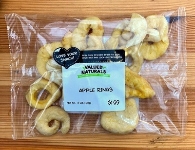 Apple Rings, 5 oz.