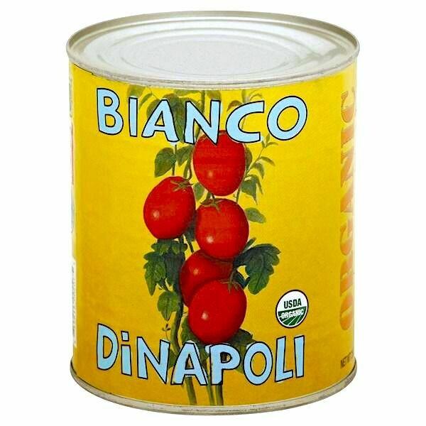 Sale! Bianco Dinapoli Whole Peeled Tomatoes, ORGANIC 28 oz.