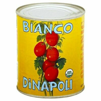 Bianco Dinapoli Whole Peeled Tomatoes, ORGANIC 28 oz.