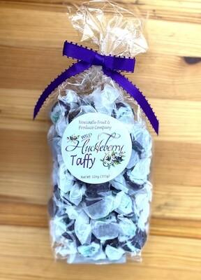 Newcastle Fruit & Produce Co. Wild Huckleberry Saltwater Taffy, 7 oz.