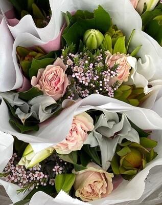 Premium Mixed Bouquets $19.99 plus tax (10%)
