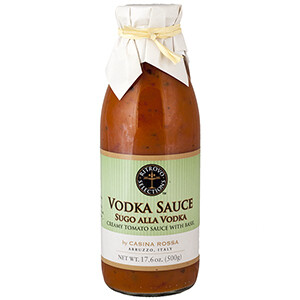 Casina Rossa Vodka Cream Pasta Sauce 17.6 oz.