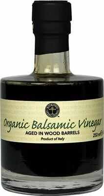 Ritrovo Balsamic Vinegar, ORGANIC, 8.4 oz.