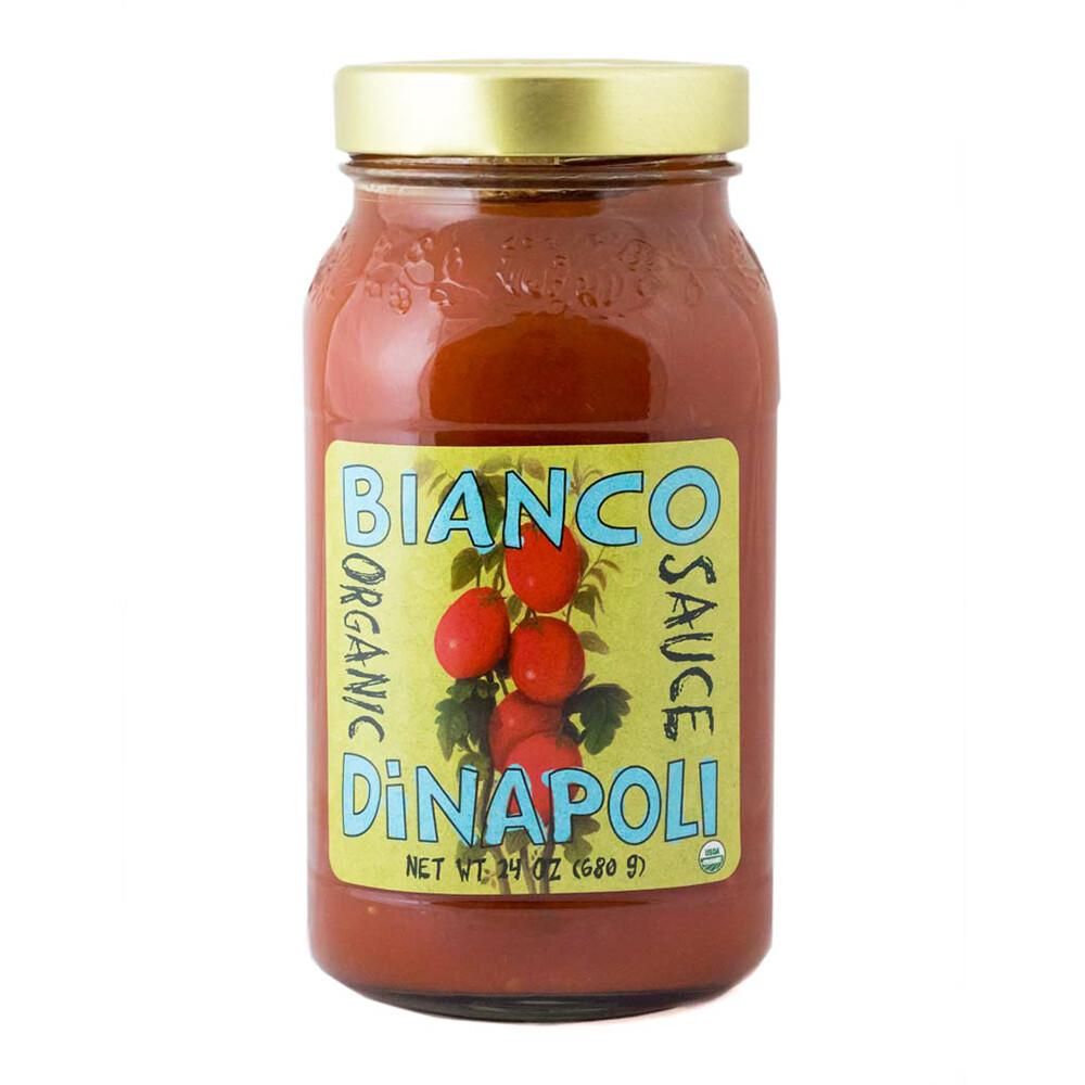 Sale! Bianco Dinapoli Pasta Sauce, ORGANIC 24 oz.