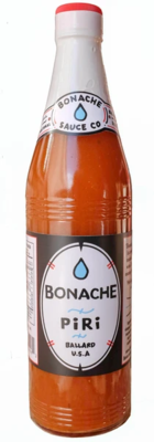 HOT DEAL! Bonache Ballard Piri Hot Sauce - LOCAL 6 oz.