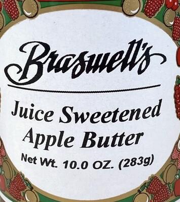 Braswell's of Georgia Apple Butter 10 oz.