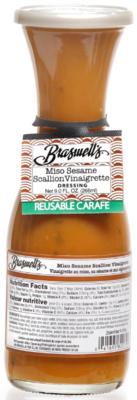 Braswell's of Georgia Miso Sesame Scallion Vinaigrette 9 oz.