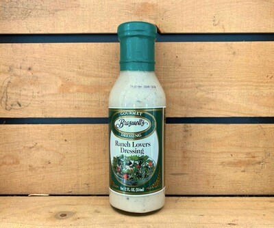 Braswell's of Georgia Ranch Lover's Dressing 12 oz.