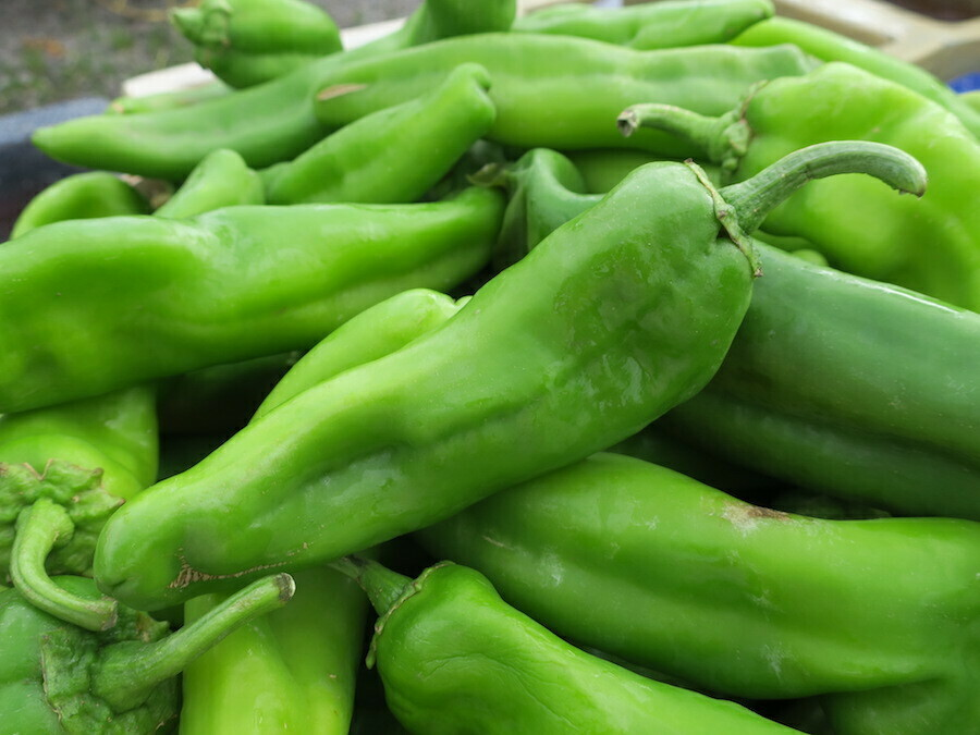 Almost Gone! Hatch Chili Peppers - Choose Spice Level,  Price per lb. $2.99