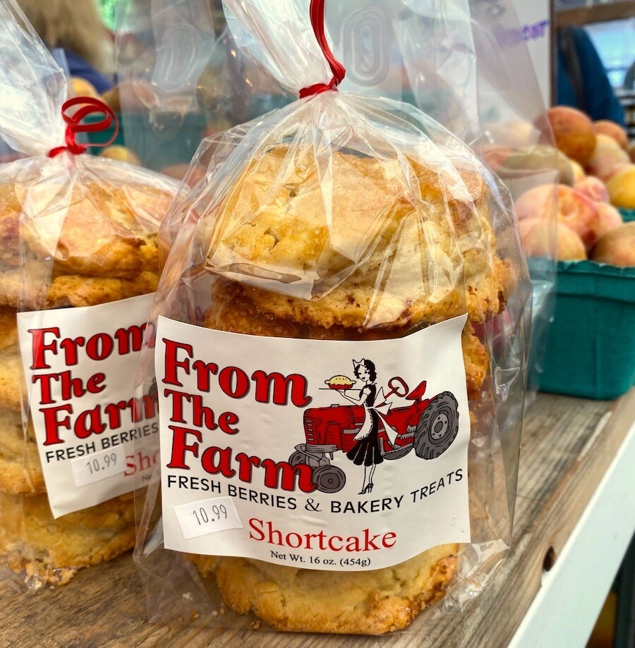 THEY'RE BACK! From the Farm Homestyle Shortcakes 16 oz.