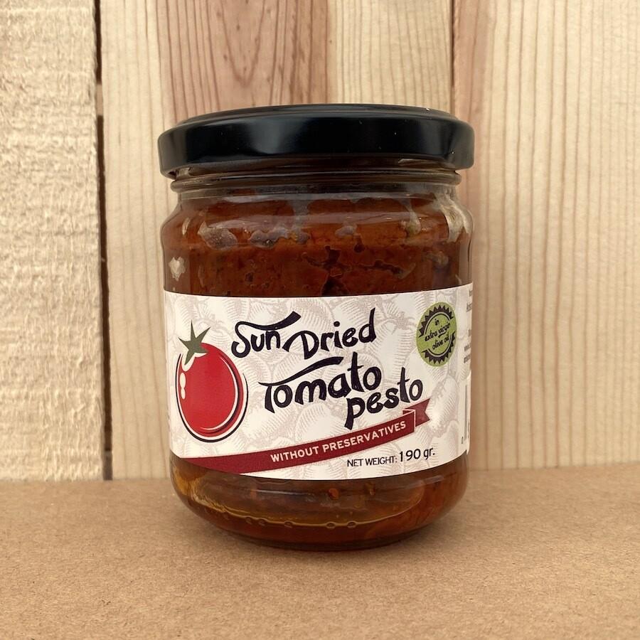 NEW! Sun Dried Tomato Pesto 6.7 oz.