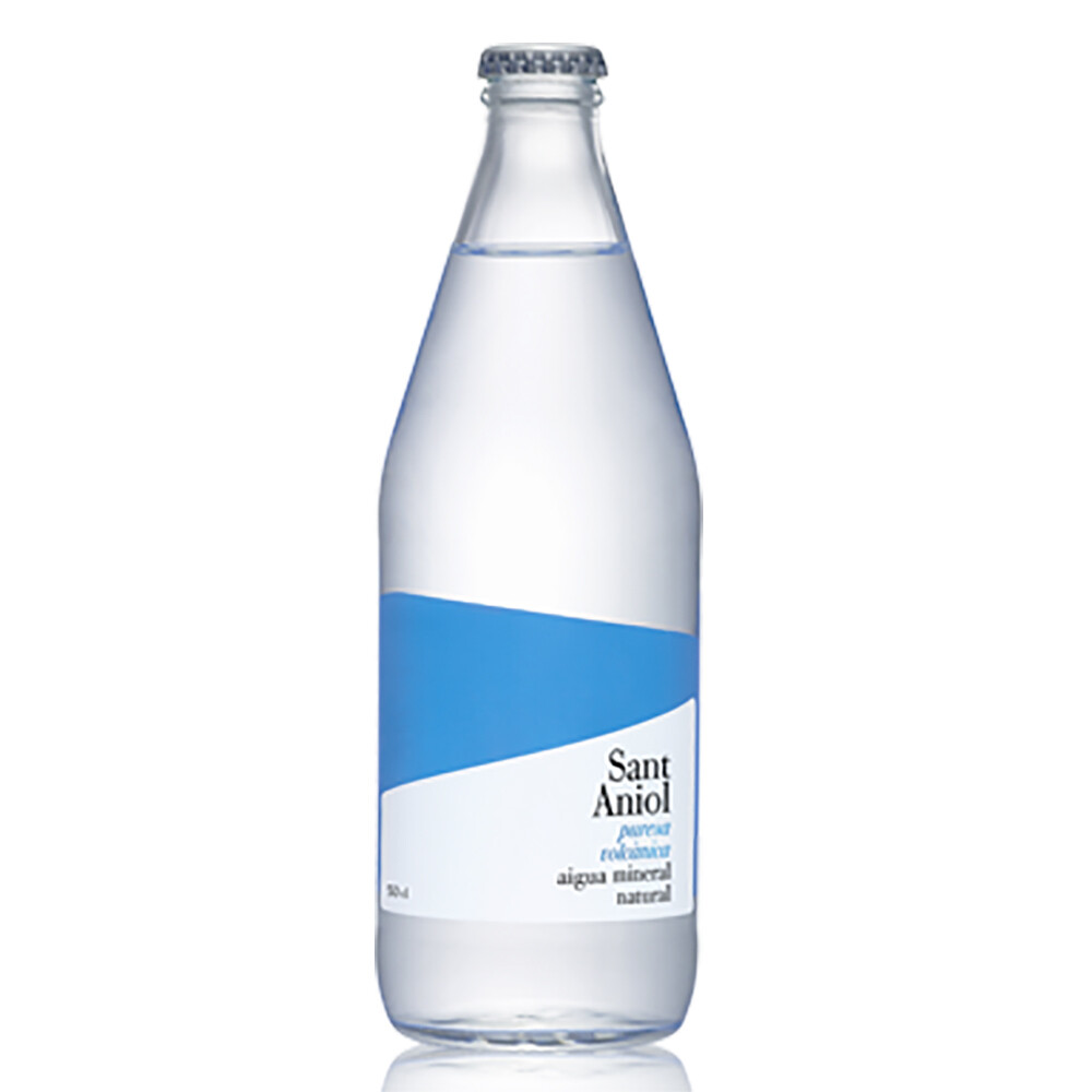 St. Aniol Mineral Water 17.6 fl oz.