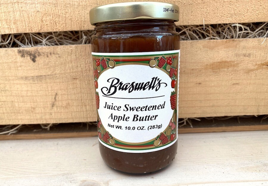 In Season! Braswell's of Georgia Apple Butter 10 oz.