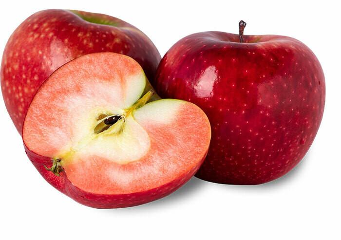 NEW & UNIQUE! Lucy Rose Apples Per lb.