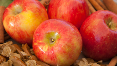 NEW! Autumn Glory Apples EACH (@$2.99/lb.)