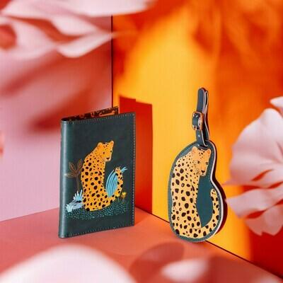 Leopard Love Travel Set