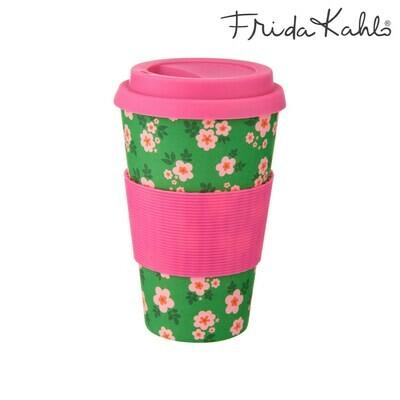 Frida Bamboo Travel Mug