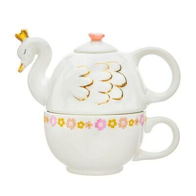 Freya Swan Tea for One