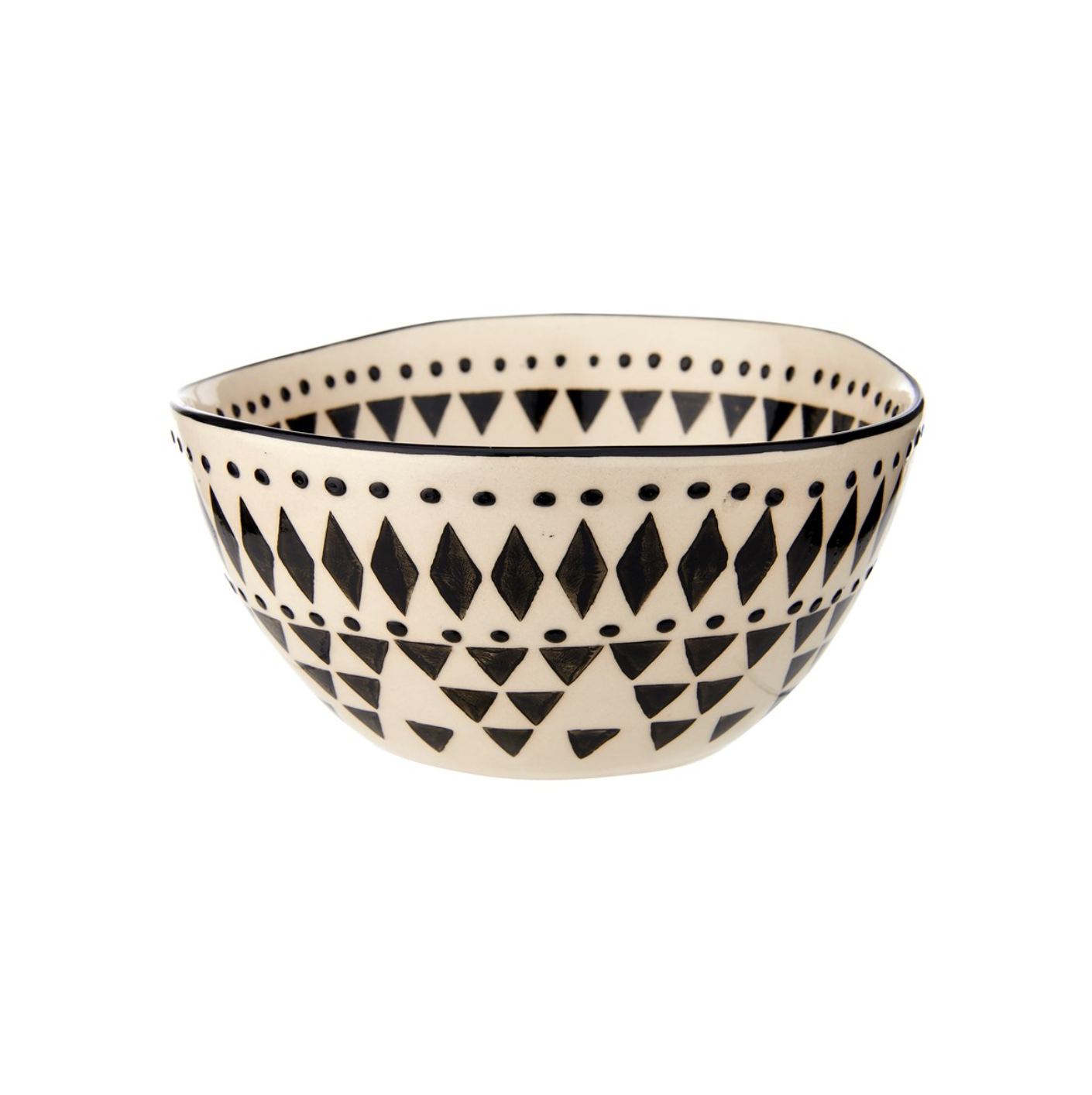 Scandi Boho Wobbly Bowl