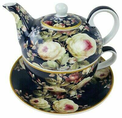 Rose Blossom Tea For One